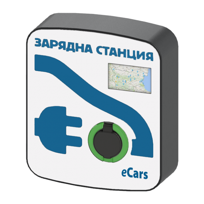 Зарядна станция ИДА СМАРТ